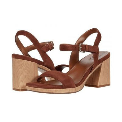 Naturalizer ナチュラライザー レディース 女性用 シューズ 靴 ヒール Rose - Lodge Brown Suede