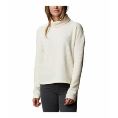 コロンビア レディース ニット・セーター アウター Chillin¢ Fleece Pullover Chalk Thermal