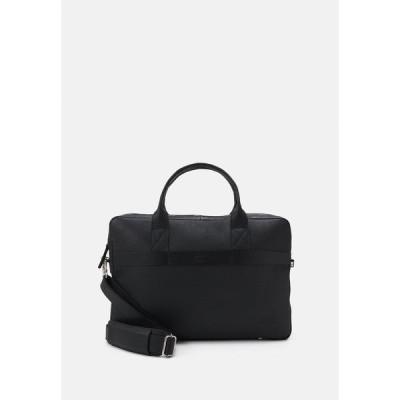 スティル ノルディック ビジネス系 メンズ バッグ FLY BRIEF ROOM - Laptop bag - black