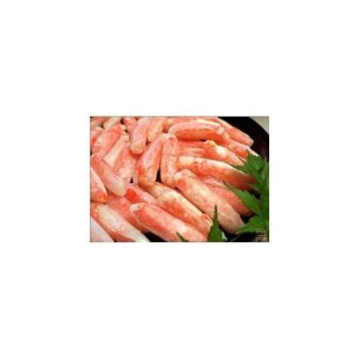 ボイル ズワイガニ 棒肉 かに の むき身 約500g