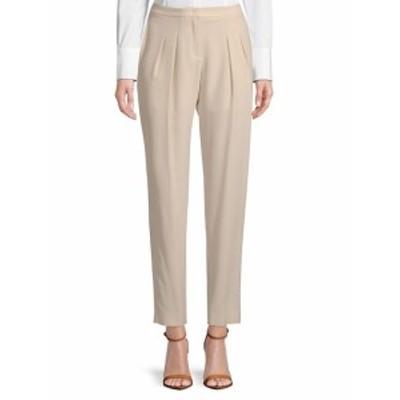 アクリス レディース パンツ Pleated Silk Pants