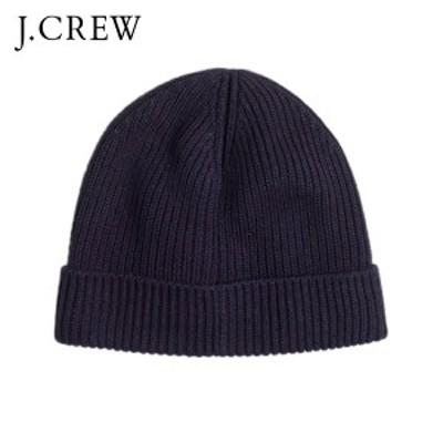 ジェイクルー J.CREW 正規品 メンズ 帽子 ニットキャップ  CLASSIC CUFF KNIT HAT E4448  父の日 ギフト プレゼント