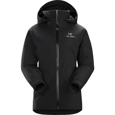 アークテリクス ジャケット・ブルゾン レディース アウター Arcteryx Women's Fission SV Jacket Black