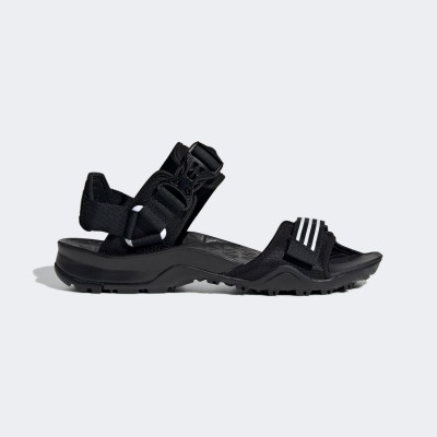 アディダス adidas テレックス サイプレックス ウルトラII DLX サンダル / Terrex Cyprex Ultra II DLX Sandals (ブラック)