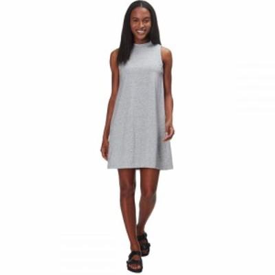 ベイスンアンドレンジ Basin and Range レディース ワンピース ワンピース・ドレス Century Mockneck Dress Grey