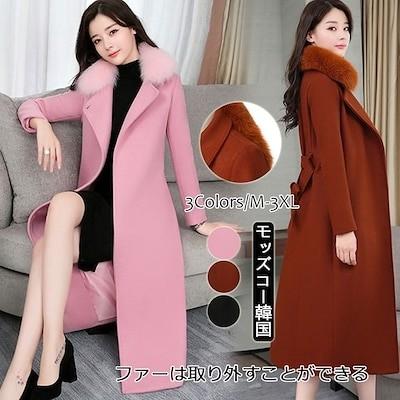モッズコート韓国ファッション モッズコート/ レディース 軽く暖かみのベスト 上品 きれいめ 大人 トレンド カジュアル 軽い ロングコート エレガント 気質 モッズコートXD682