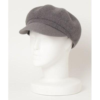 nano・universe / キャスケット WOMEN 帽子 > キャスケット
