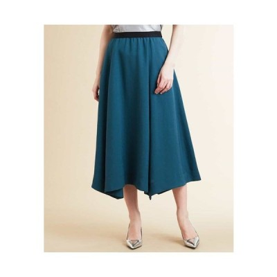 CHRISTIAN AUJARD / 【洗える・日本製】トリアセスラブツイルスカート