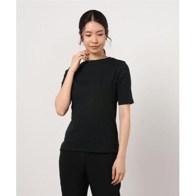 tシャツ Tシャツ 汗染み防止抗菌防臭加工 半袖クルーネックリブ