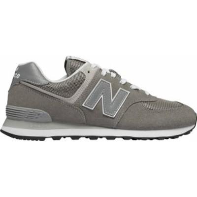ニューバランス レディース スニーカー シューズ M574 Sneaker Grey Suede/Mesh