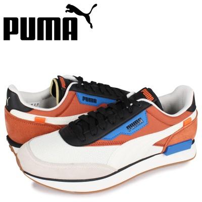 プーマ PUMA フューチャー ライダー スニーカー メンズ FUTURE RIDER NEW TONES グレー 373386-01