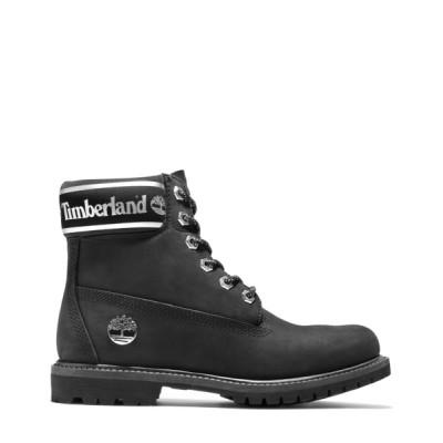 Timberland / レディース ティンバーランド プレミアム 6インチ ウォータープルーフ ブーツ - ブラック WOMEN シューズ > ブーツ