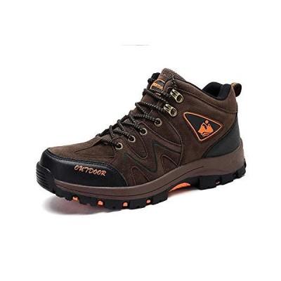 アッション  登山靴 メンズ 26.5 cm 褐色