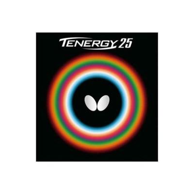 TAMASU(タマス) 卓球ラバー テナジー・25 05810 (278)ブラック (4)厚