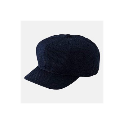 [ミズノ] 野球 審判用品 アンパイア(審判用) 52BA82414 高校野球・ボーイズリーグ審判員用キャップ(八方型/球審用)