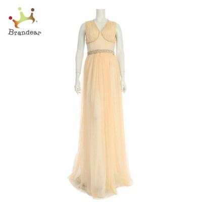エリザベッタフランキ ドレス サイズML M レディース 新品未使用 ピンク系 ロングドレス 新着 20201001