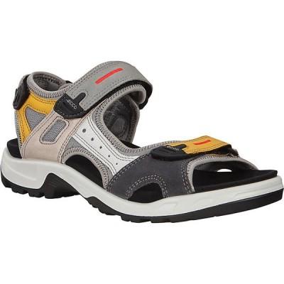 エコー サンダル メンズ シューズ Ecco Men's Offroad Sandal Multicolor Merigold