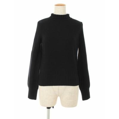 エムズグレイシー ニット セーター タートルネック ウール 長袖 38
