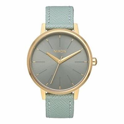 腕時計 ニクソン アメリカ Nixon Women's Analogue Quartz Watch with Leather Strap A108-2814-00
