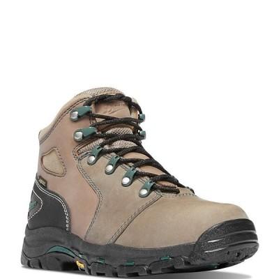 ダナー レディース ブーツ&レインブーツ シューズ Women's Vicious 4#double; Composite Toe Waterproof Work Boots Brown/Green