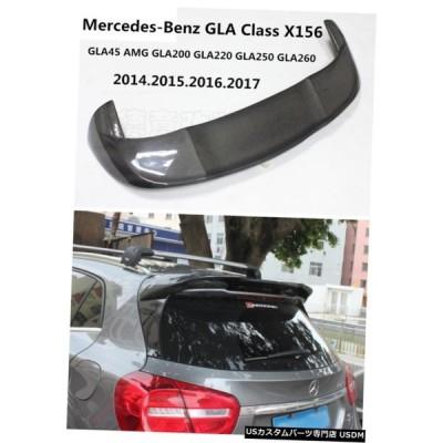 輸入カーパーツ メルセデスベンツGLAクラスX156GLA45AMG GLA200 GLA220 GLA260 2014-2019ウィングスポイラー高