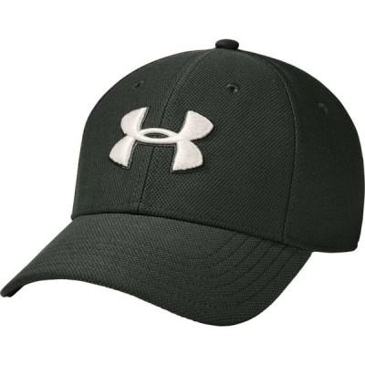 アンダーアーマー Under Armour メンズ 帽子 Blitzing Hat 3.0 Baroque Green/Summit Wht