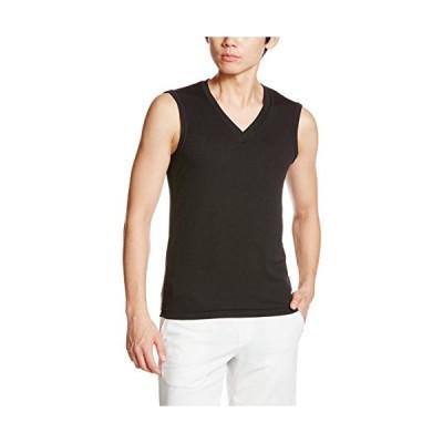 [ミズノ] アンダーウェア ドライベクターエブリVネックノースリーブシャツ 吸汗速乾 抗菌防臭 C2JA6102 メンズ ?