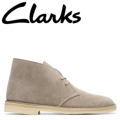 クラークス Clarks デザート ブーツ メンズ DESERT BOOT ベージュ 26147294