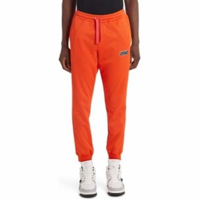 ヴァレンティノ VALENTINO メンズ ジョガーパンツ ボトムス・パンツ VLTN Times Joggers Orange