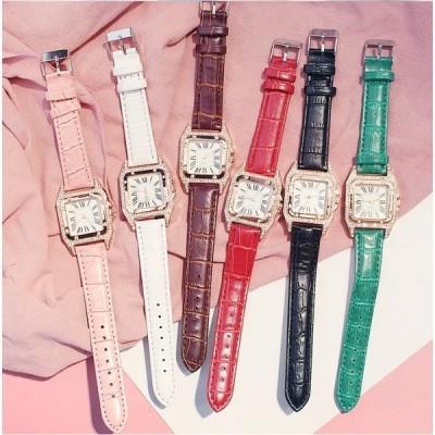 レディース 腕時計 クォーツ ウォッチ 女性用  キラキラ ラインストーン ゴージャス レディース 腕時計 かわいい 女性 WOMAN クリスマス 母の日 誕生日