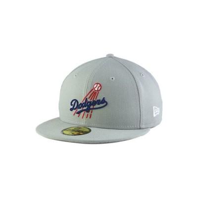 ニューエラ レディース 帽子 アクセサリー Los Angeles Dodgers Cooperstown 59FIFTY Cap