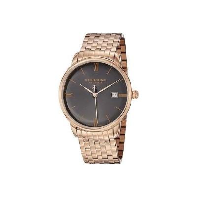 ストゥーリング Prestige 307B 334469 キングストンエリート スイス メイド デート リサイズ メンズ 腕時計