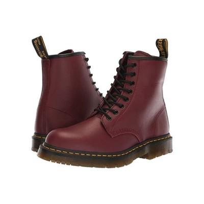 ドクターマーチン 1460 SR 8-Tie Boot メンズ ブーツ Cherry Red