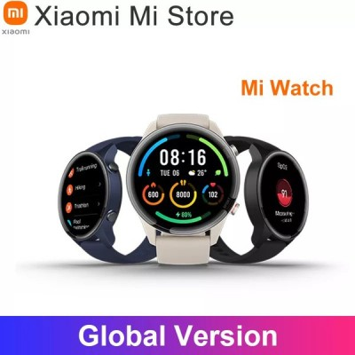 XiaomiGPS付きMi接続時計,Bluetooth 5.0,心拍数モニター,防水