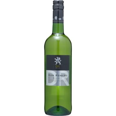 ドン・ロメロ ブランコ(緑ボトル) 750ml(白ワイン)