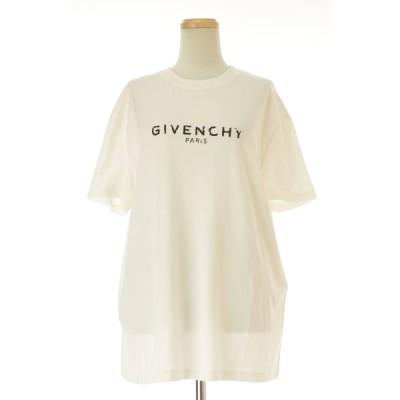 GIVENCHY / ジバンシィ BW70603Z0Y ヴィンテージ オーバーサイズ 五分袖Tシャツ