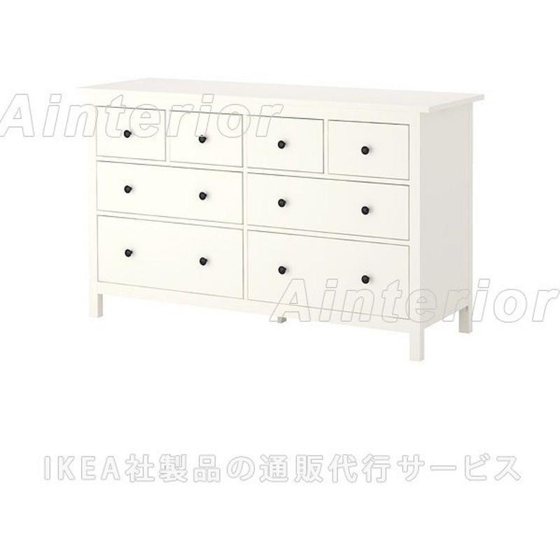 タンス ikea 【IKEA/ワードローブ】自分流にデザインする収納家具 [収納家具・棚・タンス・シェルフ]