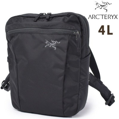 アークテリクス メンズ レディース ショルダーバッグ マンティス スリングパック 4L ARC'TERYX 01-61620085