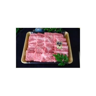 錦江町 ふるさと納税 鹿児島県産 黒毛和牛 肩ロースカルビ 焼肉 500g