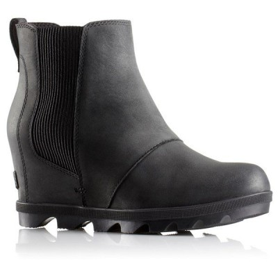 ソレル レディース ブーツ・レインブーツ シューズ Joan of Arctic Wedge II Chelsea Boots - Women's