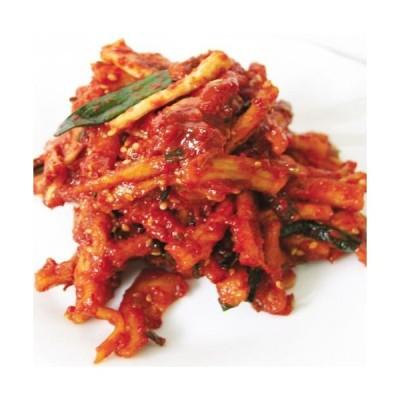 [冷蔵]『自家製』切干大根キムチ 割り干し大根キムチ(250g) 大根キムチ 韓国キムチ 惣菜 韓国おかず
