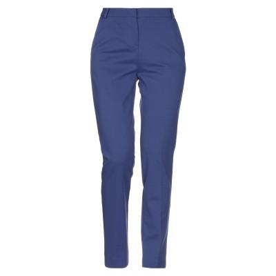 ピンコ PINKO パンツ ブルー 42 レーヨン 65% / ナイロン 30% / ポリウレタン 5% パンツ