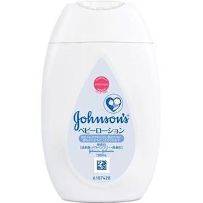 ジョンソン ベビーローション 無香料 100mL