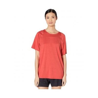 Threads 4 Thought スレッドフォーソート メンズ 男性用 ファッション Tシャツ Andrei Reactive Short Sleeve Raglan Crew - Heather Paprika