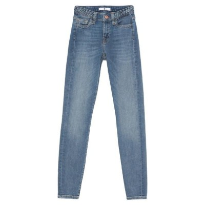 7 FOR ALL MANKIND ジーンズ ファッション  レディースファッション  ボトムス  ジーンズ、デニム ブルー