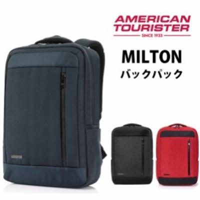 アメリカンツーリスター ミルトン バックパック リュック サムソナイト MILTON backpack DR9*003