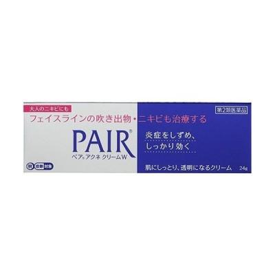 (第2類医薬品)ペア アクネクリームW(セルフメディケーション税制対象) ( 24g )/ ペア