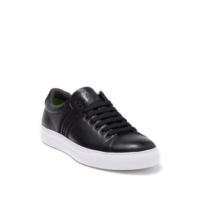 ボス メンズ スニーカー シューズ Enlight Tennis Sneaker BLACK