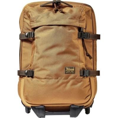 フィルソン ボストンバッグ レディース バッグ Dryden 2-Wheel Carry-On Bag Whiskey