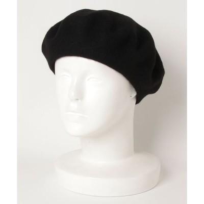帽子 WOOL BERET(ST)
